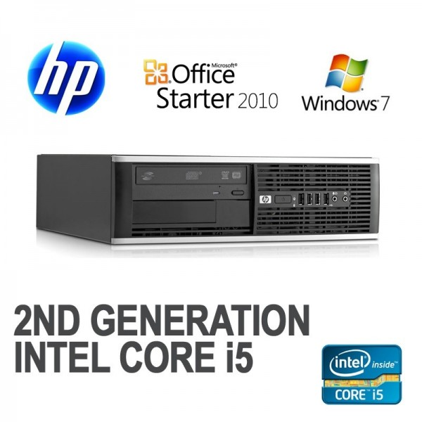Desktop HP ELITE 8200 i5 Recondicionado