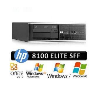 Desktop HP 8100 Elite i5 4GB Recondicionado